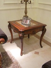 0051 Living room furniture design wooden tea table end table