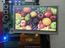 4.3'' tft lcd screen with touch panel