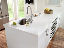 Factory prices solid surface countertops