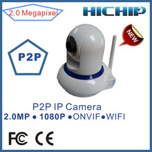 2MP Real-time Monitoring System PTZ Home Wireless Robot wifi IP camera