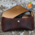 Durable PU Leather Glasses Case Sunglasses Eyeglasses Case