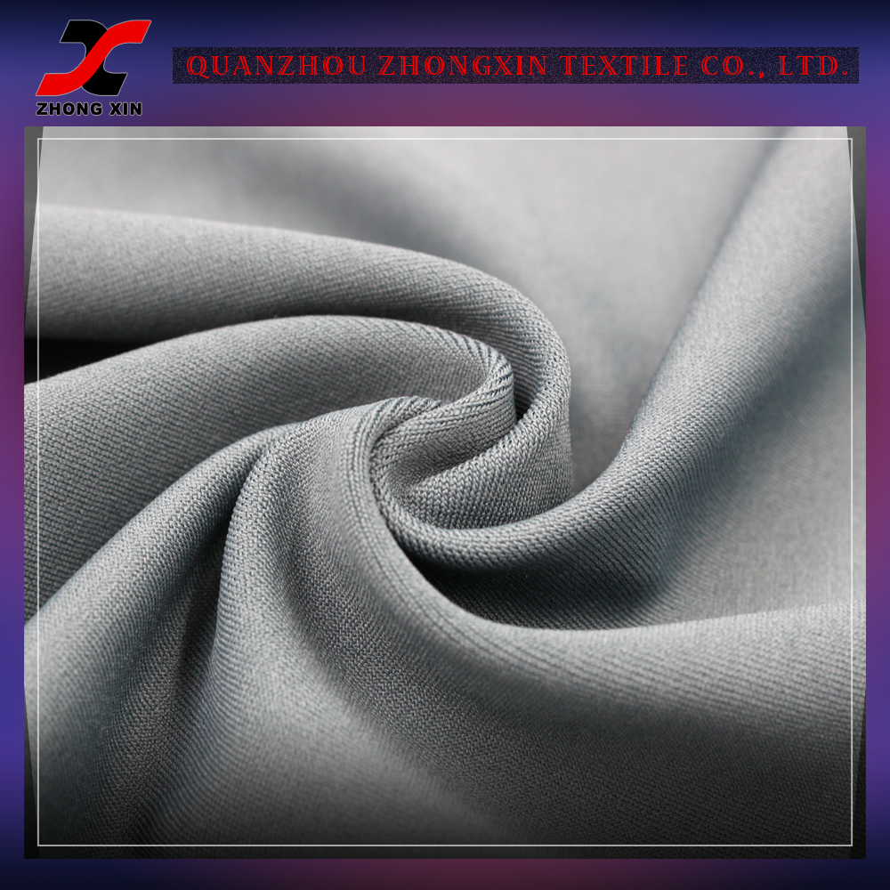 imitate cotton super soft matte 73% polyester 27% spandex stretch fabric for sofa