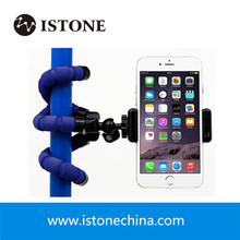 Custom Cell Phone Camera Tripod Sponge Mini Octopus Tripod With Remote Shutter For Camera and Smart Phone
