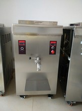automatic flash pasteurizer with middle capacity