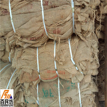 used jute gunny sack for packing 100*70cm