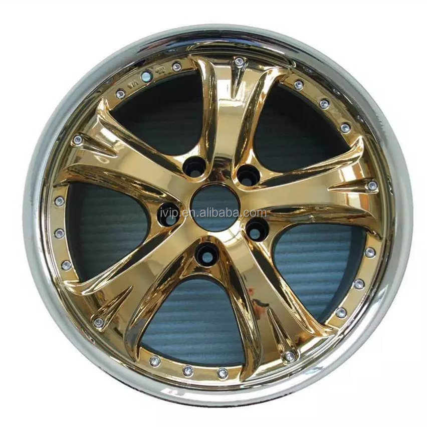 IVIP chrome Rim spray paint Car wheel Paint