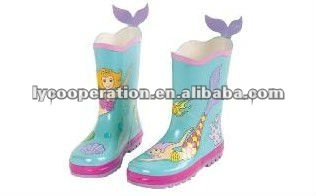 Lovely kidorable kids boots.Rain Boots,children boots
