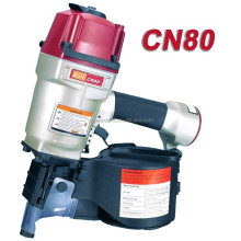 Pneumatic Power Wire Collated Coil Nailer CN80