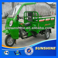Favorite Amazing abs closed cabin cargo tricycle