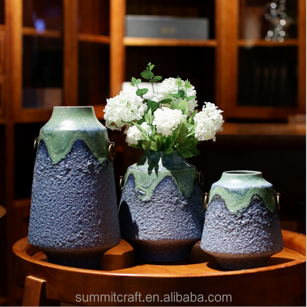 Blue porcelain wedding