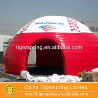 best china inflatable air dome tent structure