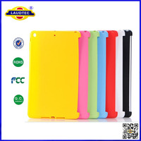 Silicone Gel Case for iPad Air 2, For iPad 6 TPU Case--Laudtec