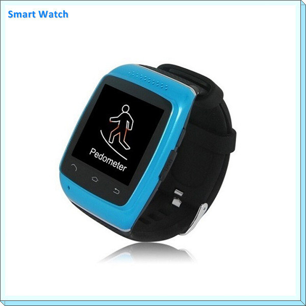 Hot sale S12 SmartWatch ync Calls Phonebook SMS for Android Samsung Galaxy S5/S4/Note2/Not3 Bluetooth Smart Watch Wristwatch