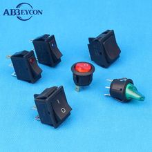 kcd3 switch rocker ,3 position rocker switch