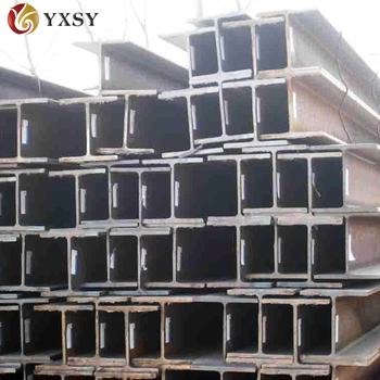 galvanized hollow steel h beam