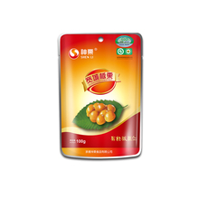 Organic HALAL and KOSHER Chinese Snacks---Ready to eat chestnuts snacks