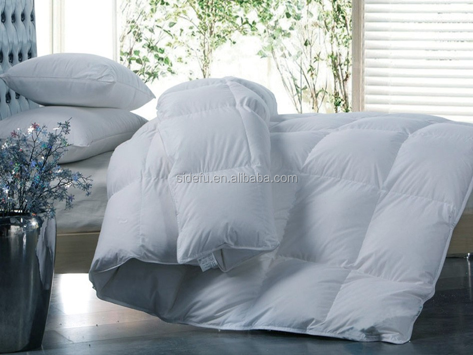 Hotel Luxury High Quality Wholesale White Duck Down Duvet