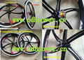 Cassette type Bicycle Wheel for Motorized Bicycle