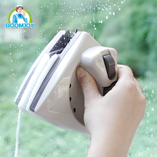 BOOMJOY C2 Magnet glass window cleaner window wizard cleaning wiper for 4 -28mm glass.