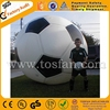 Custom inflatable giant football inflatable ground balloon F1065