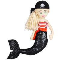 The Little Mermaid Soft Plush Doll Pirate 18 inches