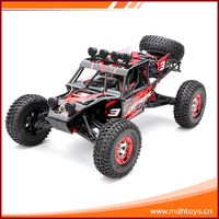 High speed 1:12 4WD 2.4G full scale desert off-road rc car for sale