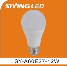 12W E27 Energy Star Dimmable LED Bulb Lights