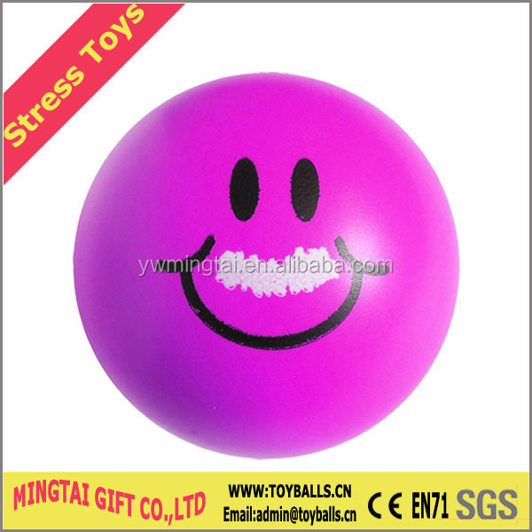 Anti PU Stress Ball/Mini PU Stress Reliever Toys