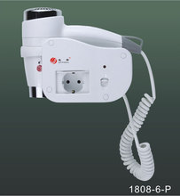 1600W Hair Dryer with wall holder CE//ROHS/CB/GS/CCC cerficate and Europe plug sport door anti-dripping
