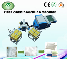 cotton fiber opening machine factory directly supply automatic pillow filling machine on hot sale AV-909E