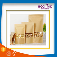 High Quality Cheap Rectangle Kraft Paper Bag For Tea