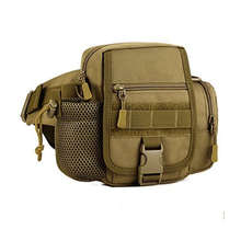 Multifunctional Outdoor Tactical Package, Sports Ride Men Pack, Hunting Tool Waist Bag