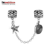 Bulk Greek Antique 925 Thai Sterling Silver Charm China Bead Fits Bracelet and Necklace 2016 PDMB0021