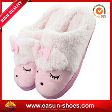 Indoor children shoes Suede kids Spanish childrens slipper