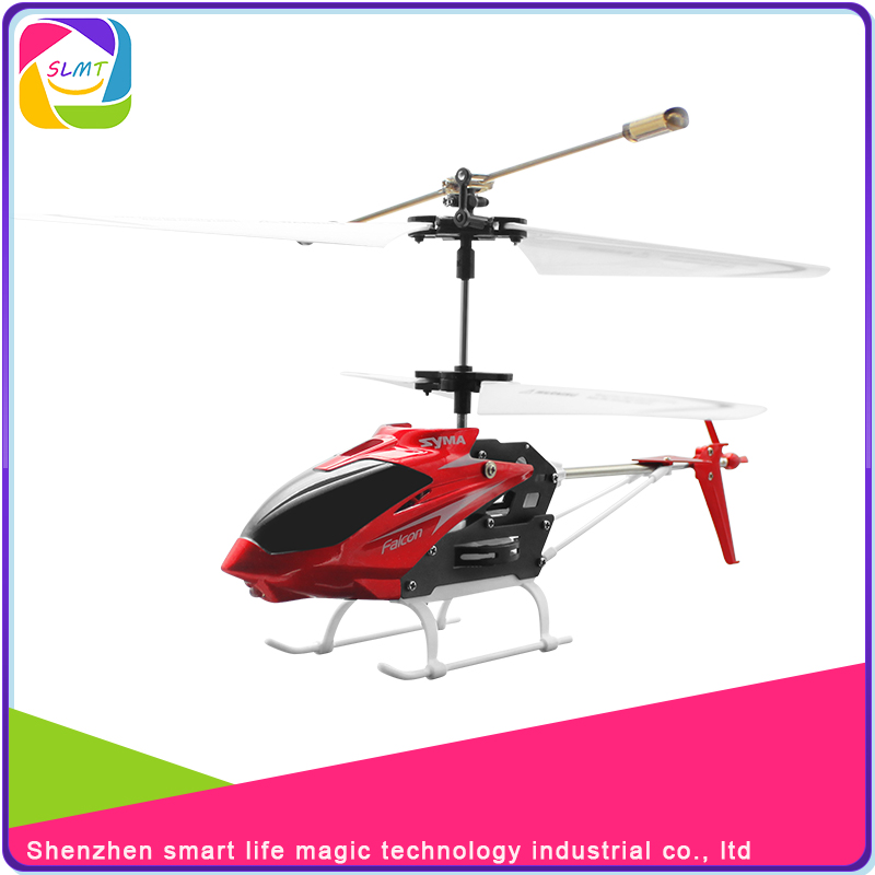 2016 Hot sale anti crash and fall long flight time rc helicopter