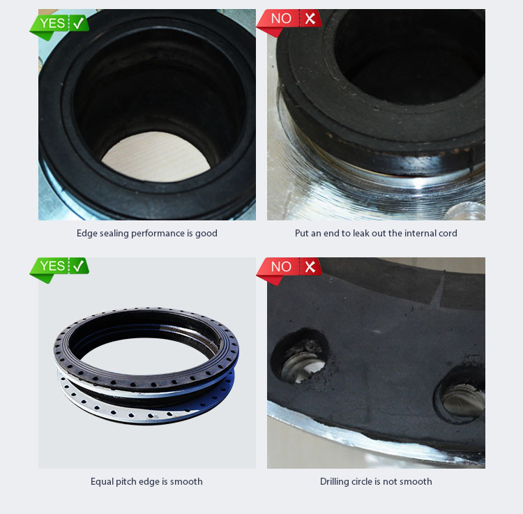 Rubber Joint for Water Supply DIN Standard PVC Pipe Fittings