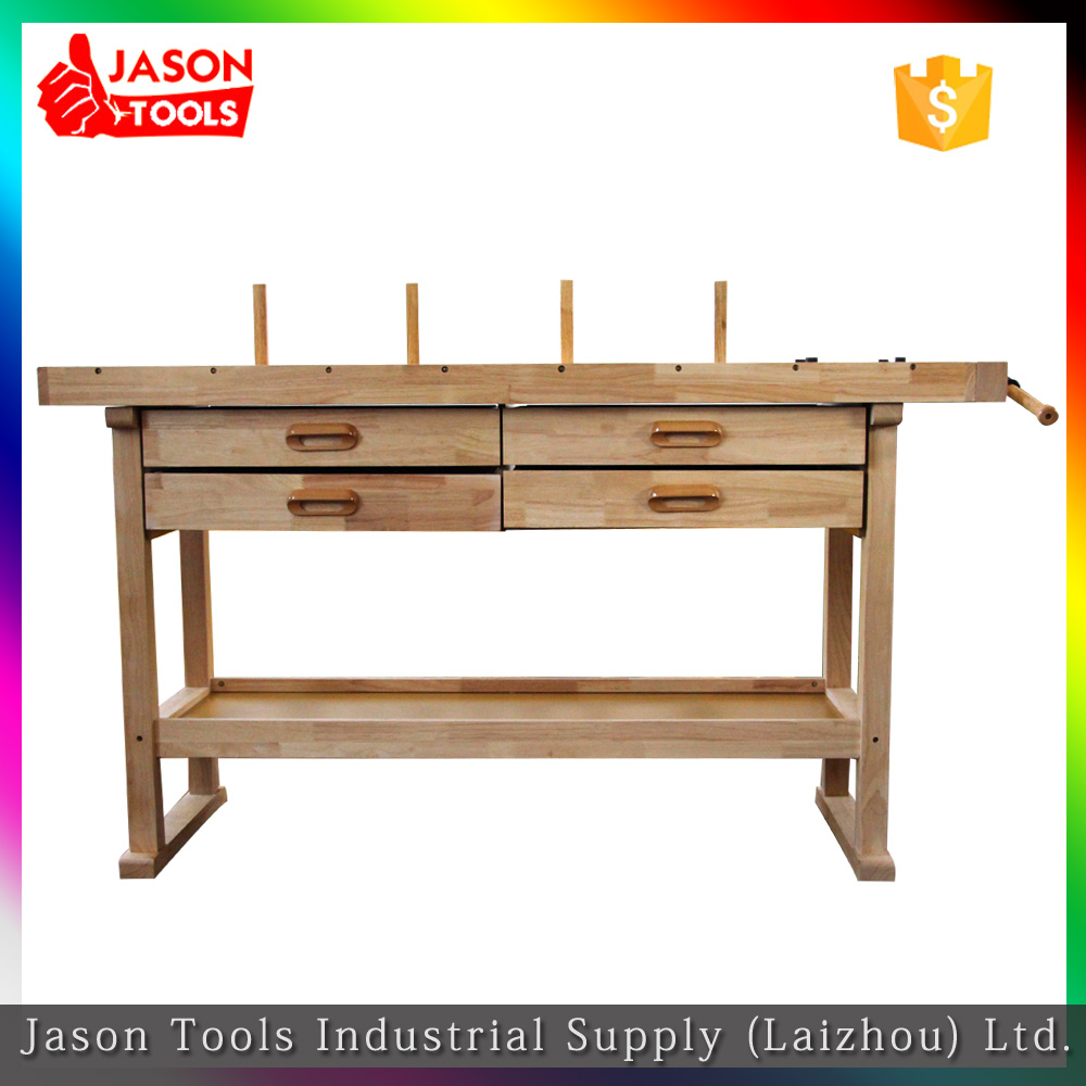work benches with wood top/heavy duty worktable