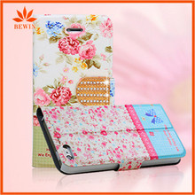 with pretty flower harley davidson phone case for samsung s4 for iphone 6