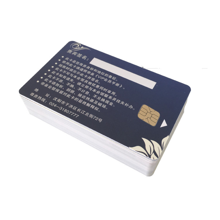 TK4100 Facebook ID Card Employee ID Card 0.90mm overlay card with state id hologram