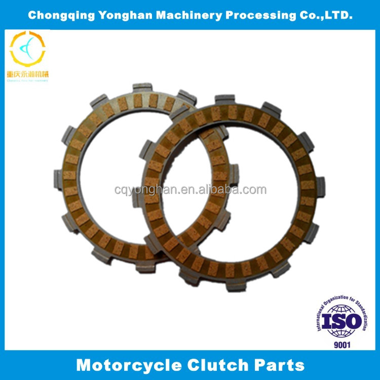 983 QS110 street bike classic motorcycle paper base Clutch Plate