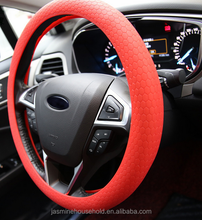 High Quality Environmental Tasteless Silicone Universal Car Steering Wheel Cover