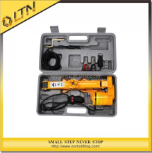 2 ton 12 volt electric hydraulic car jack for workshop