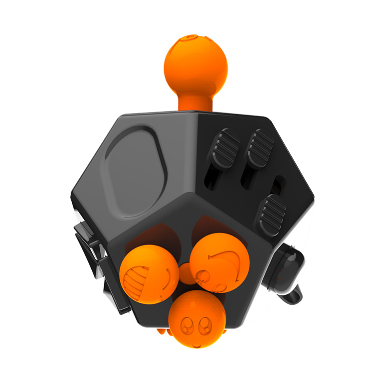 Anti Stress Fidget Cube 2017 <strong>12</strong> sides stress relief toy fidget cube toys <strong>r</strong> us