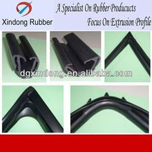 China professional manufacturer Bus door rubber seal
