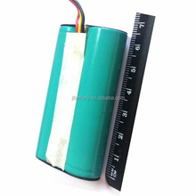 Li-ion 18650 7.4v 2200mAh battery pack with PCM