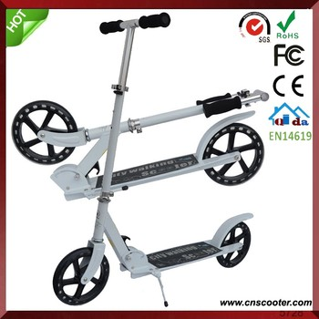 foldable adults Outdoor 2Wheel Push Kick Sport Street Scooter