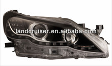 head Lamp for toyota Reiz 2011 ,led lamp