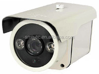 Outdoor 600TVL 2 pcs LED Arrays 50m IP66 support OSD,D-WDR,2DNR,Pict Adjust Color CCD Waterproof IR CCTV Camera (SC-W15NV)