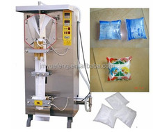 Automatic juice Milk Oil Liquid Mineral Water Pouch Packing Machine price