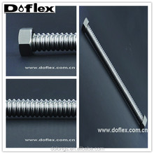 Stainless steel metal annular corrugated flexible hose/adopt ACS